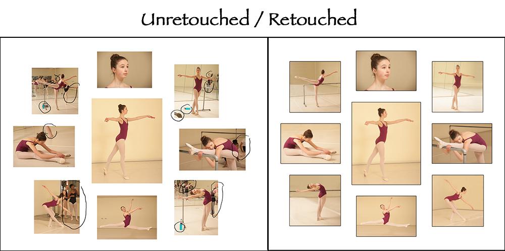 unretouched v retouched